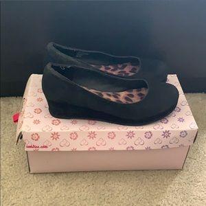 Candie's Girl Wedge Heels